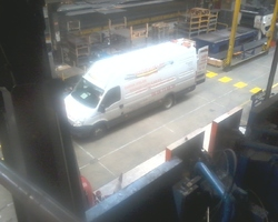 chantiers en industrie